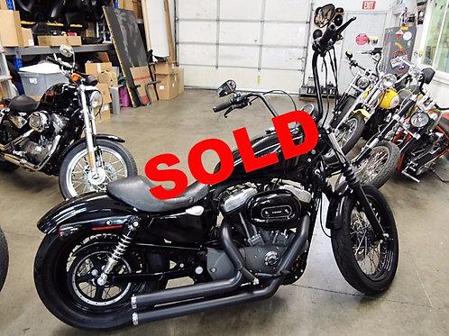 2007 Harley Davidson XL1200N Nightster