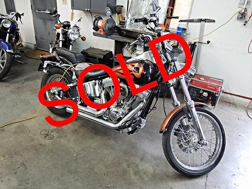 2000 Harley Davidson FXST Softail Std.
