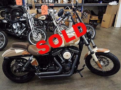 "2014 Harley Davidson FXDB Dyna Street Bob 103"""