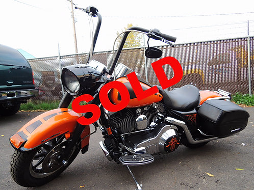 2003 Harley Davidson FLHRI Road King 100th Custom