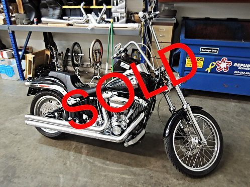 2006 Harley Davidson FXSTI Softail Std.