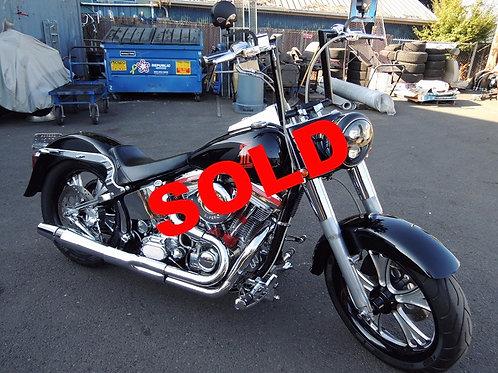 1999 Harley Davidson FLSTF Fatboy Softail Custom