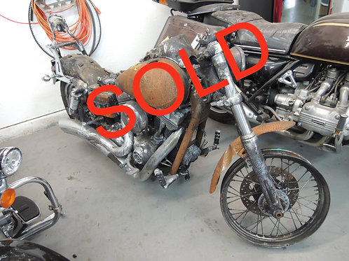 2012 Harley Davidson FXDC Superglide Custom