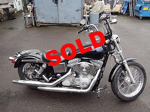 2005 Harley Davidson FXDI Dyna Superglide
