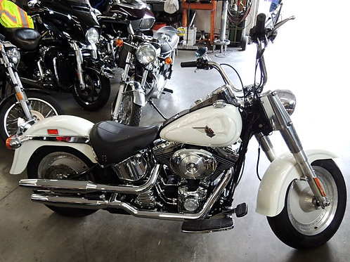 2000 Harley Davidson FLSTF Fatboy Softail