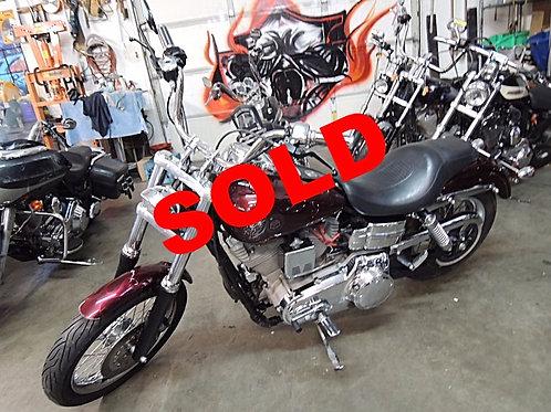 2008 Harley Davidson FXDC Dyna Superglide Custom