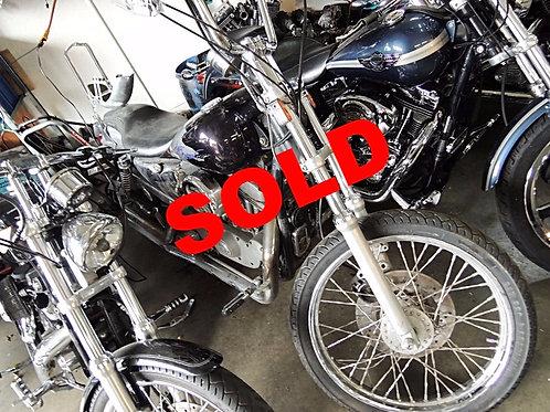 1999 Harley Davidson XL883C Sportster Custom