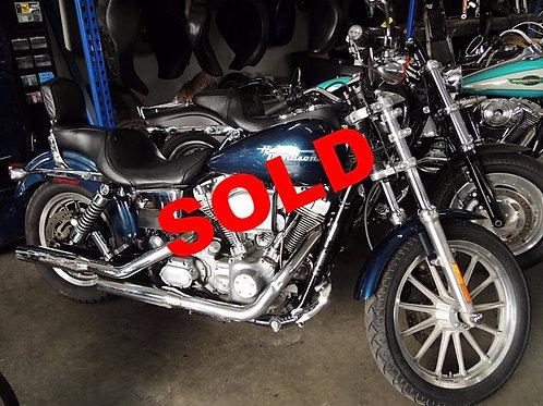 2002 Harley Davidson FXD Superglide