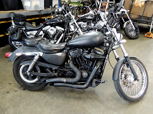 2008 Harley Davidson XL1200C Sportster