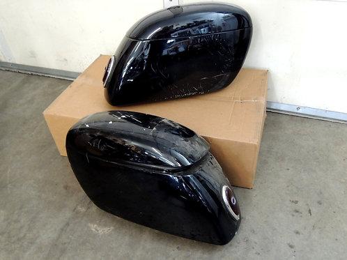 Harley Davidson Softail Hard Saddlebags