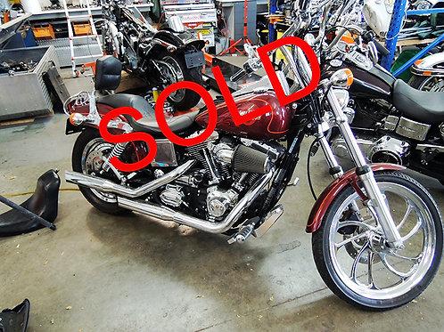 2001 Harley Davidson FXDWG Dyna Wide Glide (9k mi)