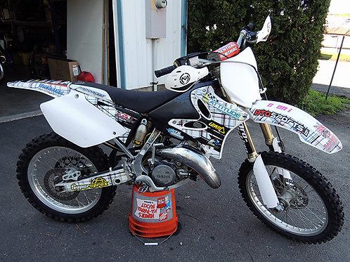 2005 Yamaha YZ125