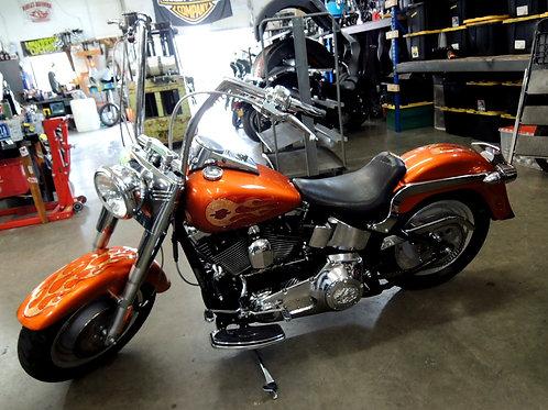 2005 Harley Davidson FLSTFI Fatboy Softail