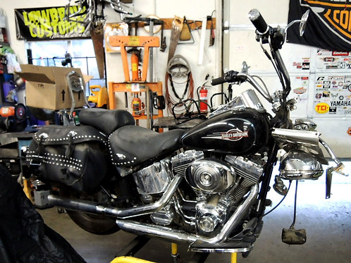 2005 Harley Davidson FLSTCI Heritage Softail