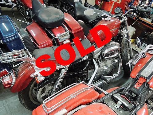 2006 Harley Davidson XL883 Sportster