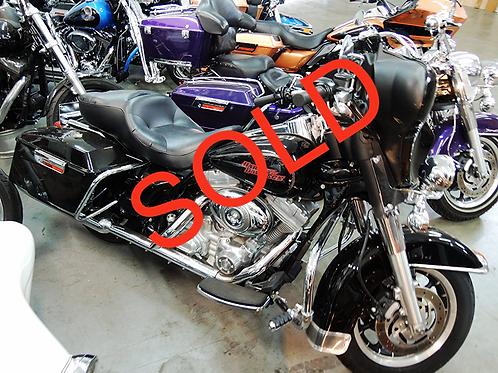 2007 Harley Davidson FLHT Electra Glide