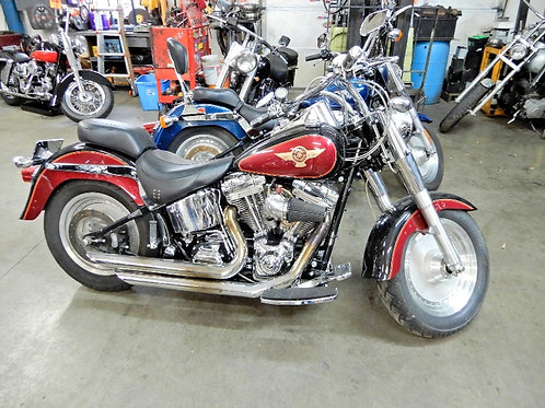 2005 Harley Davidson FLSTF Fatboy Softail