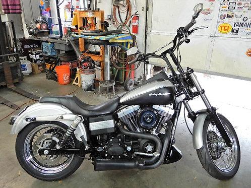 2007 Harley Davidson FXDB Dyna Street Bob