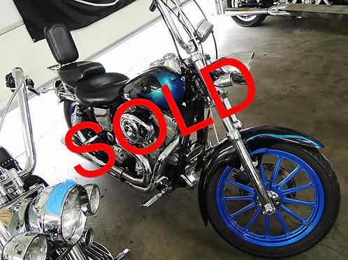 2002 Harley Davidson FXD Dyna Superglide