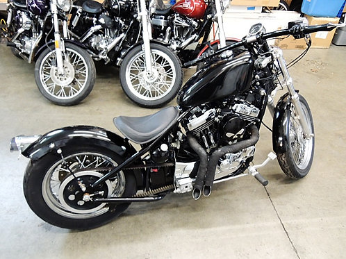 2001 Harley Davidson XL883 Custom Rigid Chop