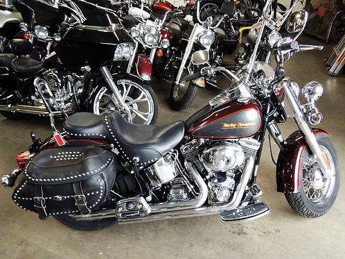 2001 Harley Davidson FLSTCI Heritage Softail