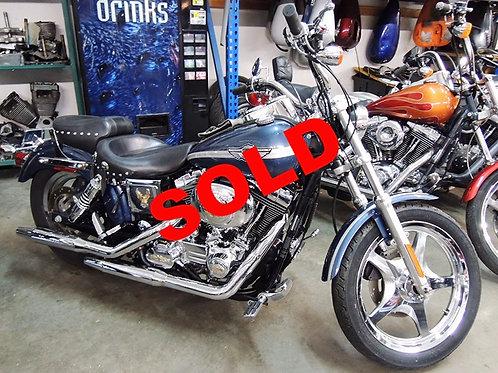 2003 Harley Davidson FXDL Dyna Lowrider 100th Ann