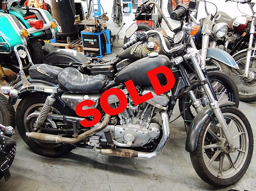 1989 Harley Davidson XL883 Sportster