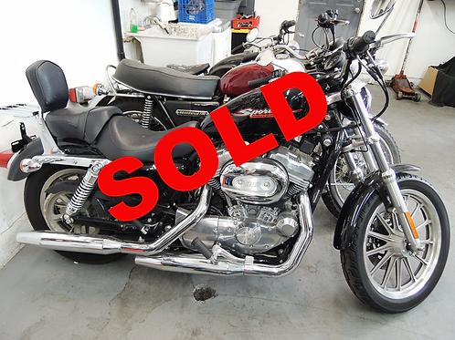 2004 Harley Davidson XL883 Sportster