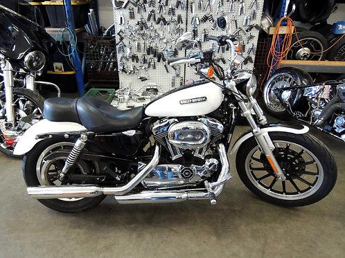 2007 Harley Davidson XL1200L Sportster Custom