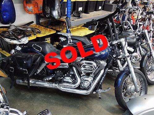 2013 Harley Davidson FXDC Dyna Superglide Custom