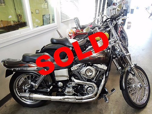2003 Harley Davidson FXDWG Dyna Wide Glide 100th