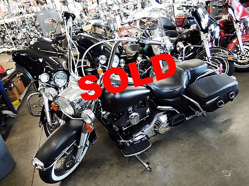 2004 Harley Davidson FLHRCI Road King Classic