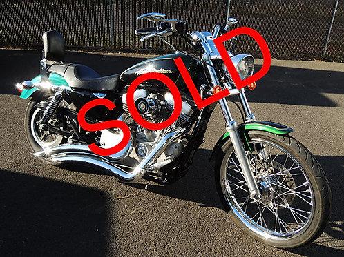 2006 Harley Davidson XL883C Sportster Custom