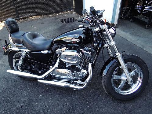 2011 Harley Davidson XL1200C Sportster