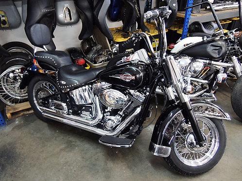 2007 Harley Davidson FLSTC Heritage Softail