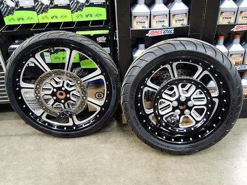 RSD Diesel Wheels/Tires/Etc. Complete