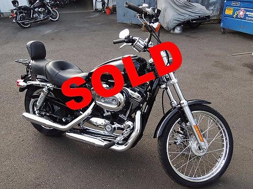2007 Harley Davidson XL1200C Sportster