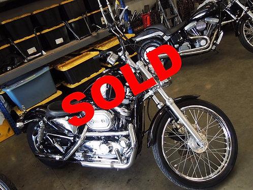 1997 Harley Davidson XL1200 Sportster