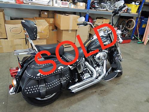 2010 Harley Davidson FLSTC Heritage Softail