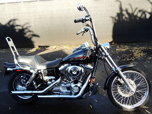 1999 Harley Davidson FXDWG Dyna Wide Glide