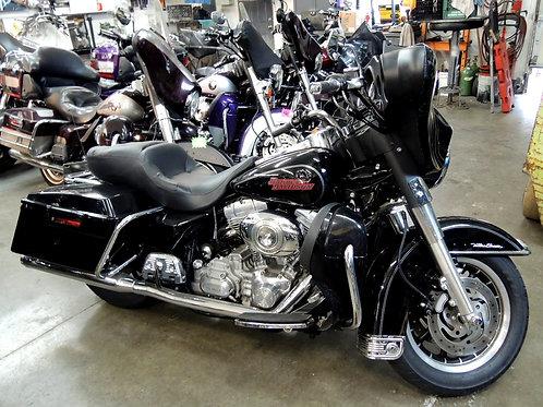 2007 Harley Davidson FLHT Electra-Glide