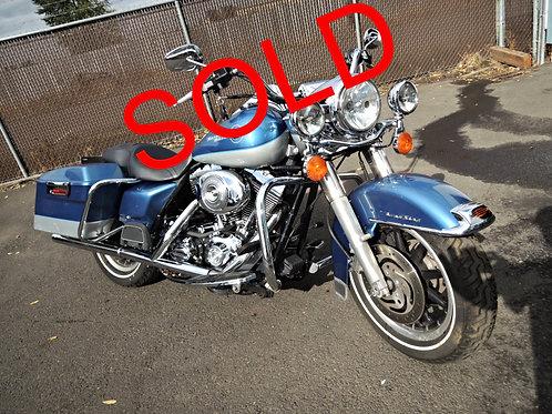 2005 Harley Davidson FLHRI Road King