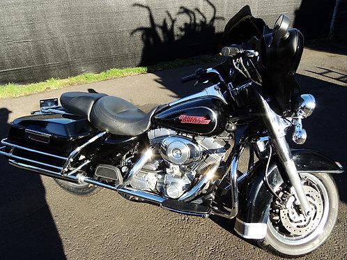 2006 Harley Davidson FLHT Electra-Glide