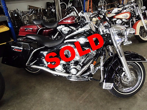 2003 Harley Davidson FLHRI Road King