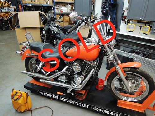 2005 Harley Davidson FXDLI Dyna Lowrider