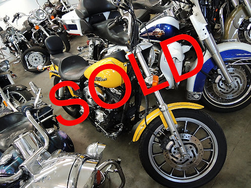 2000 Harley Davidson FXDS Dyna Convertible