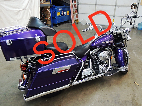 2000 Harley Davidson FLHRI Road King