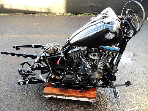 2013 Harley Davidson FXDWG Dyna Wide Glide