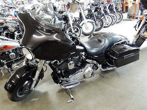 2008 Harley Davidson FLHX Street Glide