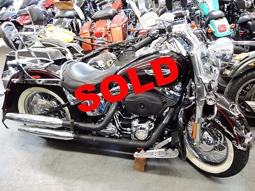 2011 Harley Davidson FLSTN Softail Deluxe